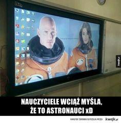 Słynni astronauci