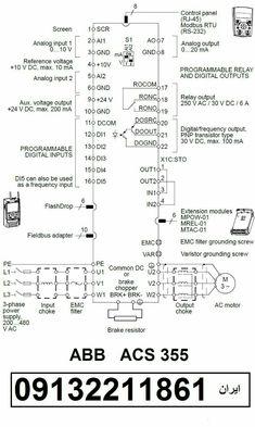 50 best abb 00132211861 inverter drive wiring diagrams rh pinterest com
