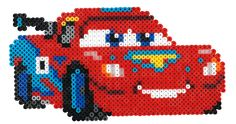 Disney Cars Hama beads - 7944 HAMA
