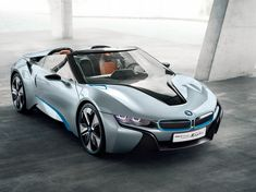 BMW i8 Spyder Finally Approved For Production?