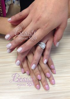 Organic Gel Manicure Gel Manicure, Organic, Beauty, Cosmetology, Gel Manicures