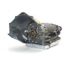 "TCI Street Rodder TH350 Transmission 311038 - 6"""" Tailshaft"