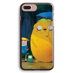 Adventure Time Totoro Apple iPhone 7 Plus Case Cover ISVG897