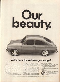 1967 Volkswagen Fastback Advertisement Newsweek May 15 1967 | by SenseiAlan