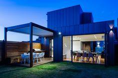 Exterior Lighting, Photo Reference, Loft, Dining, Street, Outdoor Decor, Furniture, Home Decor, Outdoor Deck Lighting