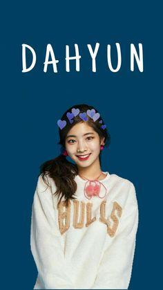 Wallpaper Dahyun Twice Kpop Girl Groups, Korean Girl Groups, Kpop Girls, Twice Dahyun, Tzuyu Twice, Tzuyu Wallpaper, Twice Group, Twice Album, Twice Fanart
