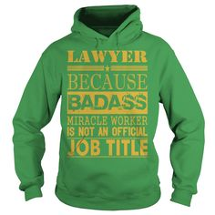 Lawyer Because Miracle Worker Not Job Title - Men's Performance T-Shirt  #gift #ideas #Popular #Everything #Videos #Shop #Animals #pets #Architecture #Art #Cars #motorcycles #Celebrities #DIY #crafts #Design #Education #Entertainment #Food #drink #Gardening #Geek #Hair #beauty #Health #fitness #History #Holidays #events #Home decor #Humor #Illustrations #posters #Kids #parenting #Men #Outdoors #Photography #Products #Quotes #Science #nature #Sports #Tattoos #Technology #Travel #Weddings…