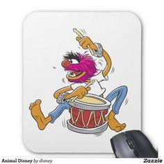 The muppets - Disney animal alfombrillas de ratón. Regalos, Gifts. Producto disponible en tienda Zazzle. Product available in Zazzle store. Link to product: http://www.zazzle.com/disney_animal_alfombrillas_de_raton-144223553533705508?lang=es&CMPN=shareicon&social=true&rf=238167879144476949 #mousepad
