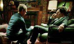*SPOILERS* Dream come true...drunk John and Sherlock lmao