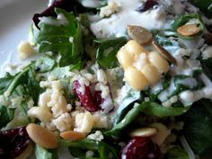 A Bountiful Kitchen: Erin and Misty's Basil Couscous Salad aka- my new favorite salad