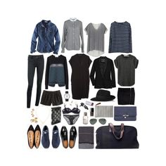 Capsule Wardrobe: Week long trip in Bratislava, Slovakia Travel Wardrobe, Capsule Wardrobe, Travel Outfits, Vacation Outfits, How To Have Style, Style Me, Travel Capsule, Travel Packing, Wardrobes