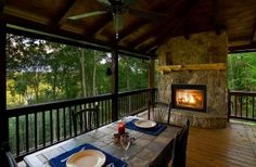 luxury ridge rentals in vacation lake area of utopia blue aska view ga adventure peace cabins cabin grand