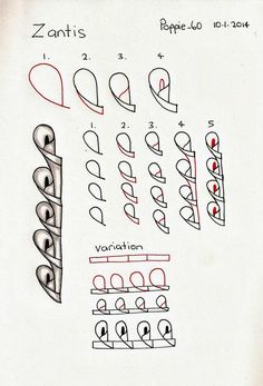 Poppie's Pen Pics ©: Poppie's Patterns