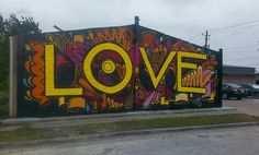 Kirksey's New Owners Photo of mural by Wiley Robertson at 3301 Cline St., Fifth Ward: Swamplot inbox