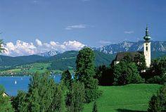 Attersee, Austria