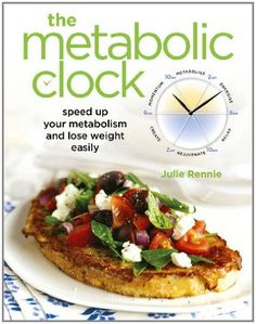 'THE METABOLIC CLOCK: Speed Up Your Metabolism and Lose Weight Easily' is for anyone wanting to live with more balance, by using a system that provides a framework to create a healthy lifestyle.