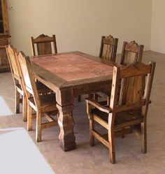 Coaster Fine Furniture Telegraph Cherry Rectangular Dining Table Magnificent Western Style Dining Room Sets Decorating Design
