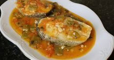 Fish Recipes, Thai Red Curry, Menu, Chicken, Cooking, Ethnic Recipes, Food, Recetas Light, Terra