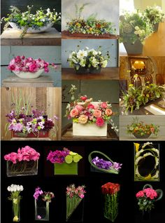 Wanwisa Wednesday: Outside the Box Flowers « Southern Weddings Magazine