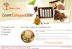 Ame & sens : produits cosmétiques naturels et bio pour les professionnels