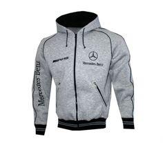 Mercedes AMG Fleece Jacket - embroidery letters and logos - high quality gray 2 Alfa Romeo Logo, Benz Amg, Mercedez Benz, Embroidery Letters, Work Jackets, Polar Fleece, Sports Logo, Mercedes Amg, Parka