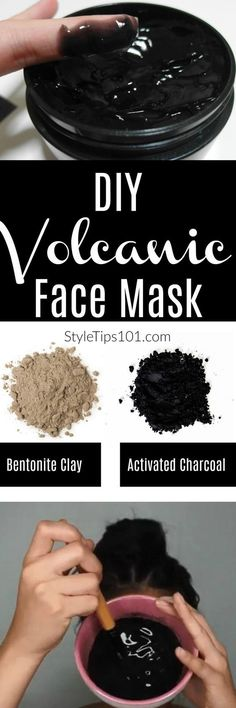 A blend of bentonite clay & activated charcoal to deep clean pores, detoxify, and reveal smooth, perfect skin after just one use!