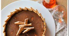 Σοκολάτα κανείς;;;  Υλικά για την κρέμα 1 λίτρο γάλα 8 κ.σ. ζάχαρη 8 κ.σ. κορν φλάουρ 250 γρ. σοκολάτα κουβερτούρα 250 γρ. ΒΙΤΑΜ 1 πακέτο μπ...