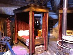 harry potter bedrooms | ... Harry Potter , and here is the review of the day, written by Paul (and