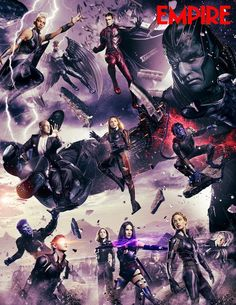 X-Men Apocalypse News and Discussion - - - - - - - - - - - - - - - - - - - Part 28 - The SuperHeroHype Forums