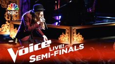 """The Voice 2015 Sawyer Fredericks - Semifinals: """"A Thousand Years"""""""