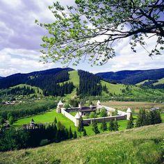 Suceviţa Monastery, Romania