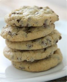 Chocolate Chip cookies (with einkorn flour)