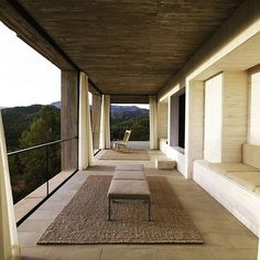 Solo House, Spain, Pezo von Ellrichshausen architects   Richard Powers