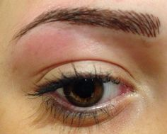 More Lovely Brows by Michaela at The Vinery - Before and After Photos! Give The Vinery a call on 01484 536899 for your permanent makeup appointment