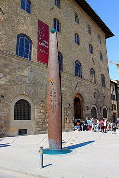 Museo Galileo, Florence Italy