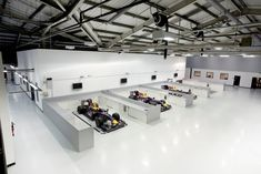 Image result for red bull f1 factory