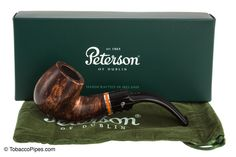 TobaccoPipes.com - Peterson St. Patrick's Day Tobacco Pipe 2016 - 221 Fishtail, $100.00 (http://www.tobaccopipes.com/peterson-st-patricks-day-tobacco-pipe-2016-221-fishtail/)