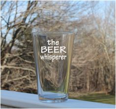 Pint Glass Etched, Etched Glass Mugs,Etched Pint Glass, 16oz - Etched beer mugs, Personalized Pint Glass, Engraved Glassware Pilsner