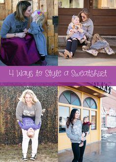 Mama Daughter Style Series - Mom Life is the Best Life