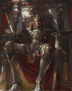 """Prince of Arc"" by Stanton Feng @kdstantonfeng • • #искусство #фэнтезиарт #арт #фэнтези #творчество #инстаарт #художник #fantasy #fantasyart #artstation #deviantart #drawing #painting #art"