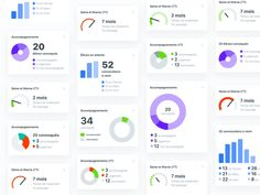 Dashboard explorations designed by Julien Perrière for Ornikar. Connect with them on Dribbble; Flat Web Design, Design Ios, Report Design, Logo Design, Dashboard Ui, Dashboard Design, Digital Dashboard, Design Innovation, App Design Inspiration