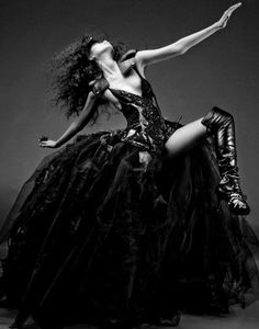 Dark Beauty by Jodi Jones - Repin by  http://TommyAndersson.com Please Re-pin, Like, Comment or Follow! #TommyAndersson Goth, Style, Fashion, Swag, Moda, Gothic, Goth Subculture, Fasion, Outfits