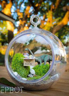 DIY Calvin & Hobbes Terrarium... WITH DINOSAURS