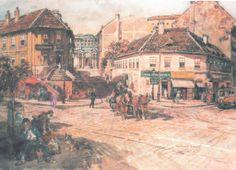 flagmagazin.hu - Tabán - az eltűnt romantika Budapest Hungary, Tao, Culture, History, Historia