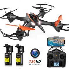 why drones work Drone Technology, Technology World, Remote Control Cars, App Control, Buy Drone, Drone With Hd Camera, Big Camera, Drone Quadcopter, Drone Photography
