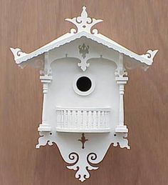 Cockoo Cottage Bird House