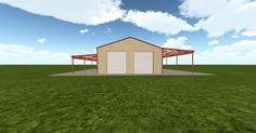 Cool 3D #marketing http://ift.tt/2A0AJMw #barn #workshop #greenhouse #garage #roofing #DIY