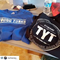 #Repost @ncheney_  Ashley got me TYT merch! Love it! @equinox455 #theyoungturks #tyt