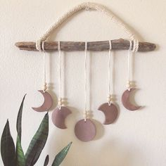 earth mother moon order phases wiccan handmade crafts wild pretty clay decorations arts fibers