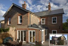 Photo of Extensions to Victorian Semi detached Property